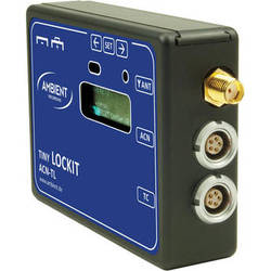Ambient Recording ACN-TL Tiny Lockit Timecode Generator & Transceiver