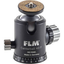 FLM CB-43F Ball Head with Mounting Platform