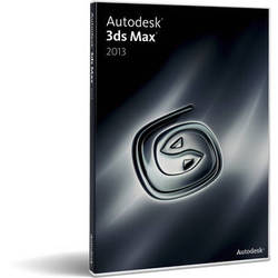 Autodesk 3ds Max 2013 Commercial Subscription with Advanced Support (1 Year)