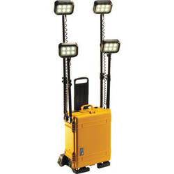 Pelican 9470RS Remote Area Lighting System with Wireless Activation (Yellow)