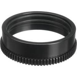 Aquatica 18722 Zoom Gear for Nikon 14-24mm f/2.8G ED & 24-70mm f/2.8G ED in Lens Port on Underwater Housing
