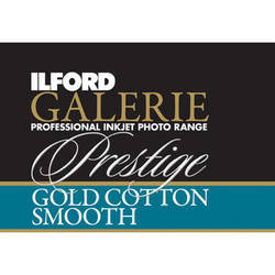 "Ilford GALERIE Prestige Gold Cotton Photo Paper (44"" x 50' Roll)"