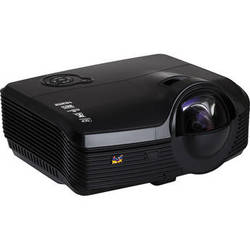 ViewSonic PJD8333s Ultra Short Throw Networkable XGA DLP Projector