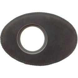 Bluestar Oval Extra Large Ultrasuede Microfiber Eyecushion (Blue)