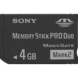 Sony 4GB Memory Stick PRO-Duo MARK2