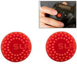 Custom SLR ProDot Shutter Button Upgrade (Red, 2-Pack)