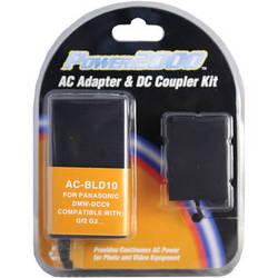 Power2000 AC-BLD10 AC Adapter & DC Coupler Kit