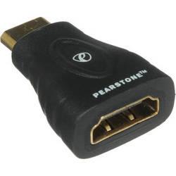 Pearstone HDMI Female to Mini HDMI Male Adapter