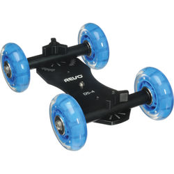 Revo Quad Skate Tabletop Dolly with Scale Marks