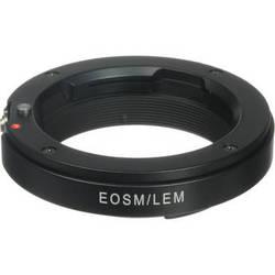 Novoflex Adapter for Leica M Mount Lens to Canon EOS M Cameras