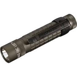 Maglite Mag-Tac LED Flashlight (Plain Bezel, Foliage Green)