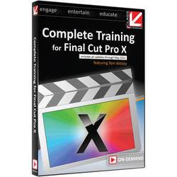 Class on Demand Video Download: Complete Training for Final Cut Pro X