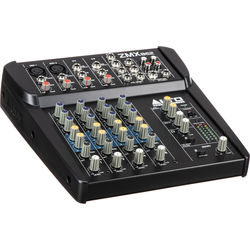 Alto Zephyr ZMX862 6-Channel Compact Mixer