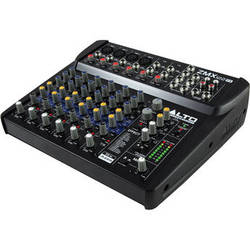 Alto ZEPHYR ZMX122FX 8-Channel Mixer with Effects