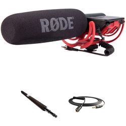 Rode VideoMic & Micro Boompole Kit