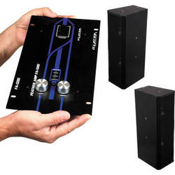 VocoPro EVENTMAN LITE Compact Class D Amplifier & Speaker Package