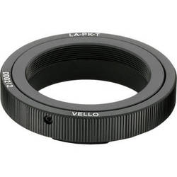 Vello T Mount Lens to Pentax K Camera Adapter