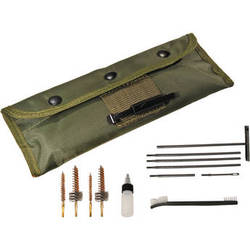 Barska Rifle Cleaning Kit with Pouch