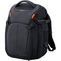 "Sony Alpha DSLR Camera / 15"" Laptop Backpack"