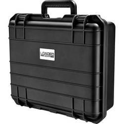 Barska HD-300 Loaded Gear Hard Case with Foam (Black)