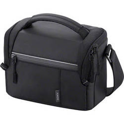 Sony LCSSL10/B Soft Carrying Case
