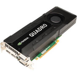 PNY Technologies NVIDIA Quadro K5000 for Mac Display Card
