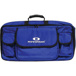 Novation Gig Bag for MiniNova Synth (Blue)