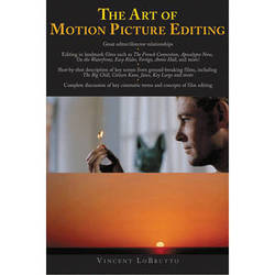 ALLW Book: The Art of Motion Picture Editing