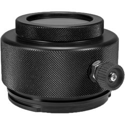 Nimar Flat Lens Port with Zoom Control for Canon EF-S 18-55mm f/3.5-5.6 Lenses
