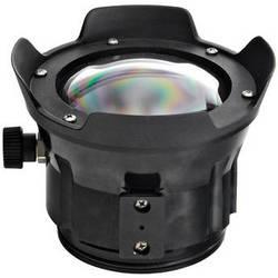 Nimar Flat Port with Zoom Control for Nikkor AF-S DX 18-70mm f/3.5-4.5G IF ED (3.8x) Lens