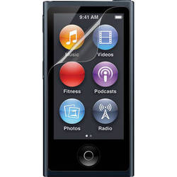 Belkin TrueClear Transparent Screen Protector for iPod nano 7G (3-Pack)