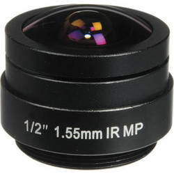 Arecont Vision CS-Mount 1.55mm Fixed Focal Megapixel Lens