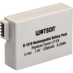 Watson LP-E8 Lithium-Ion Battery Pack (7.4V, 1100mAh)