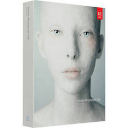 Adobe Photoshop CS6 for Windows (DVD-ROM)