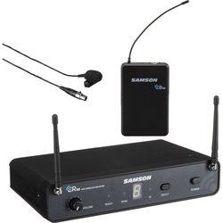 Samson Concert 88 Lavalier UHF Wireless Microphone Presentation System