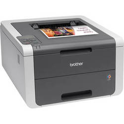 Brother HL-3140CW Wireless Color Laser Printer