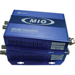 Gra-Vue MIO HDSDI-FEXT Optical Fiber Transmitter