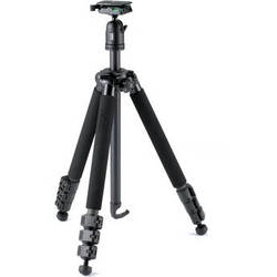Velbon GEO E543D Carbon Fiber Tripod with QHD-53D Ball Head