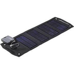 Brunton Power Essentials Kit - Explorer 5-USB Solar Array with Inspire