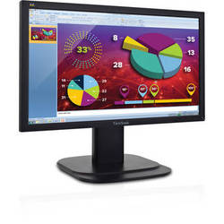 "ViewSonic VG2039M-LED 20"" LED Backlit LCD Monitor"