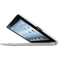 ClamCase ClamCase Pro for iPad Gen 2, 3, 4 (White / Silver)