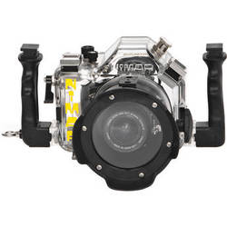 Nimar Underwater Housing for Canon EOS Rebel XSi/400D with Lens Port for EF-S 18-55mm f/3.5-5.6 IS