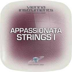 Vienna Symphonic Library Appassionata Strings I Full Collection - Vienna Instruments