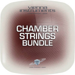 Vienna Symphonic Library Chamber Strings Bundle - Full Bundle - Vienna Instruments