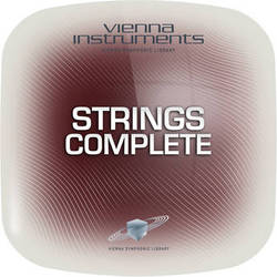 Vienna Symphonic Library Strings Complete - Full Bundle - Vienna Instruments