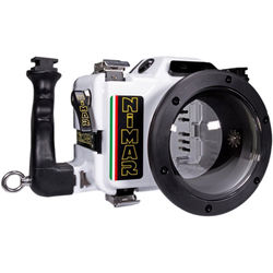 Nimar Underwater Housing for Canon EOS 500D DSLR Camera without Lens Port