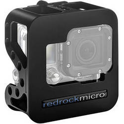 Redrock Micro Cobalt Cage for GoPro HERO3 / HERO3+ / HERO4