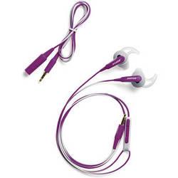 Bose SIE2i Sport Headphones (iPhone 5 Armband, Purple)