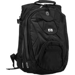 "HP Sport Black Backpack for 17"" HP Notebook"