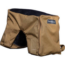 THE VEST GUY Bean Bag Camera Support - (Large, Coyote)